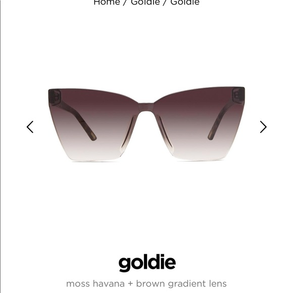 2c58e14001326 Diff Eyewear Goldie sunglasses. New!!